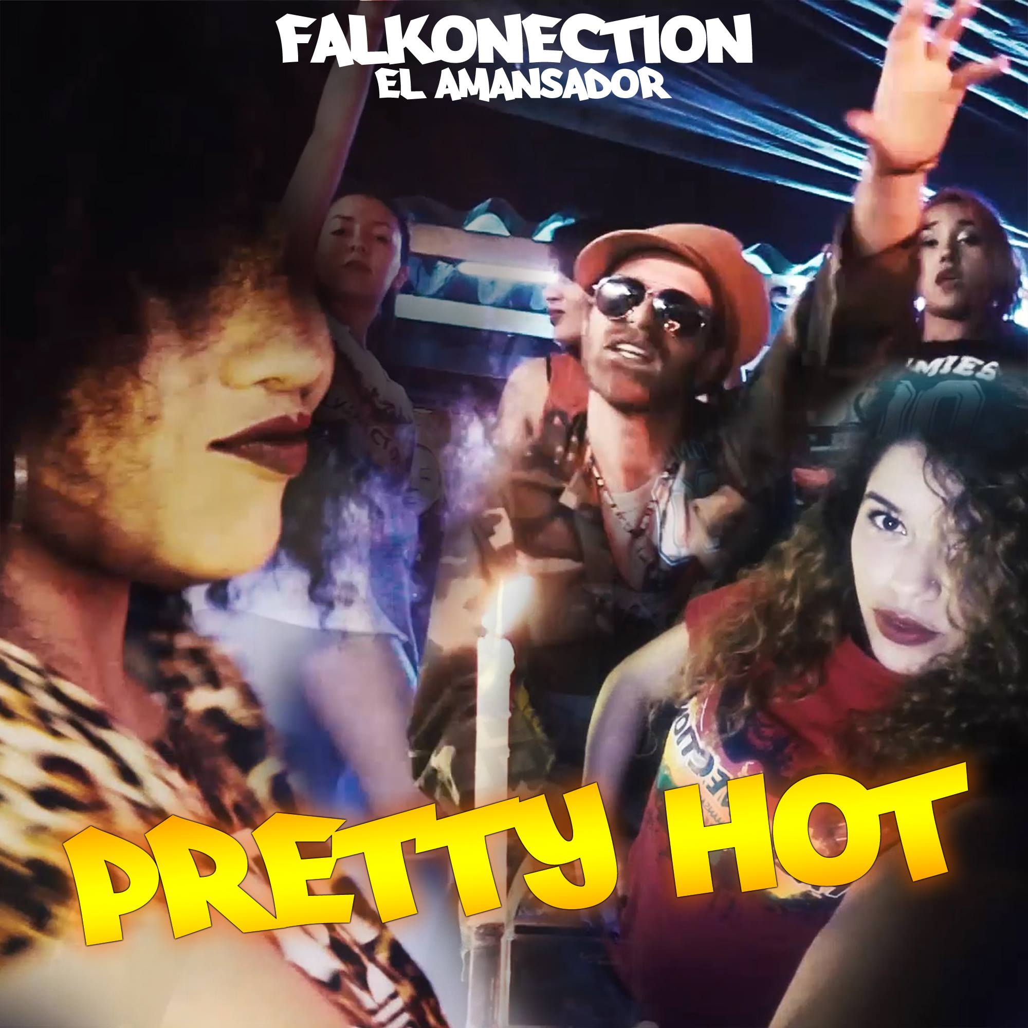 "Falkonection el Amansador veröffentlicht neues Dancehall Video ""Pretty Hot"""